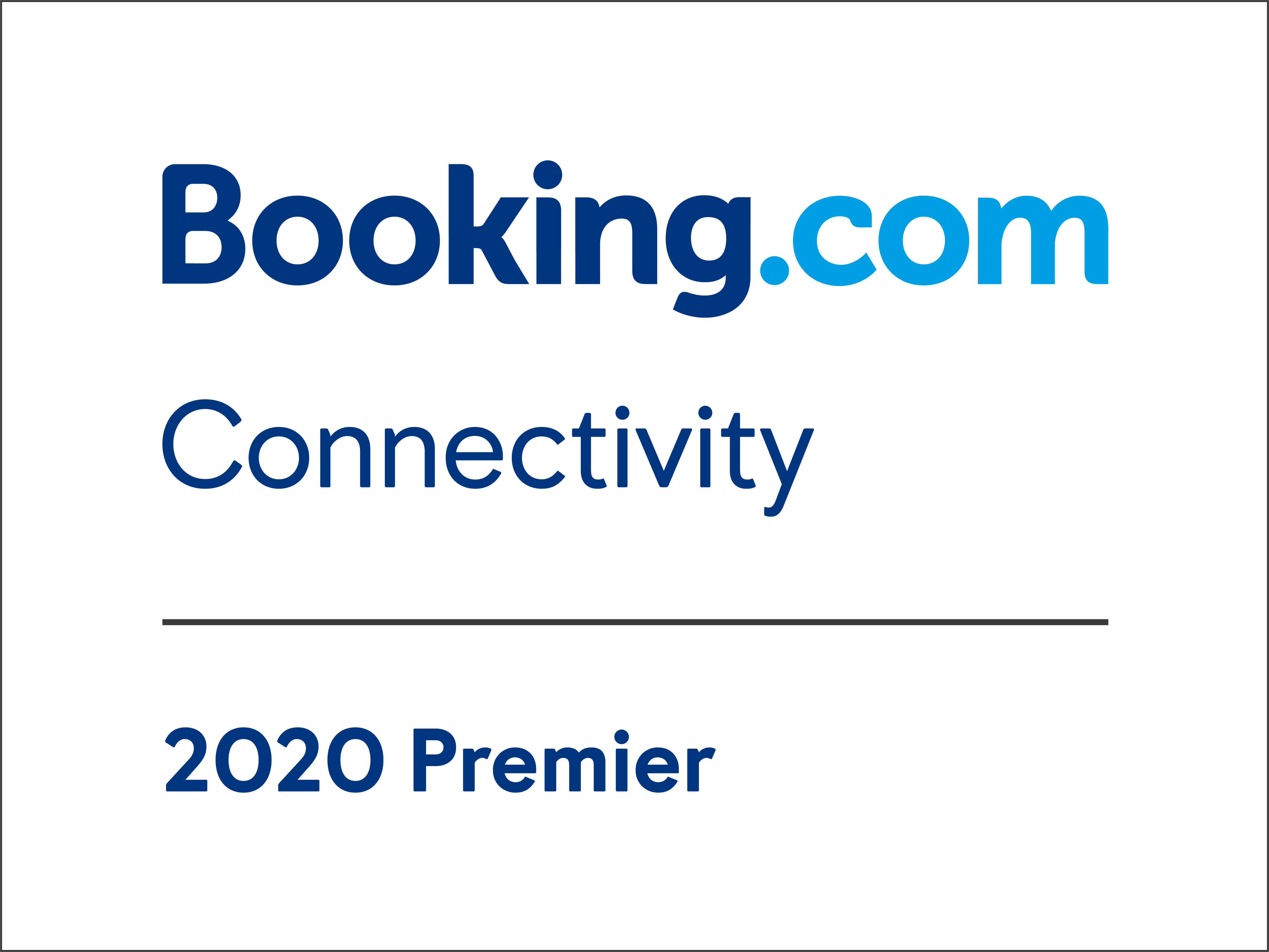 Booking.com premium partner